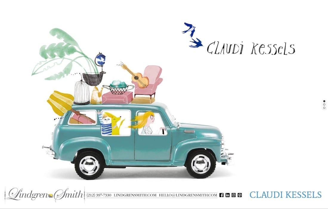 Kessels, Claudi