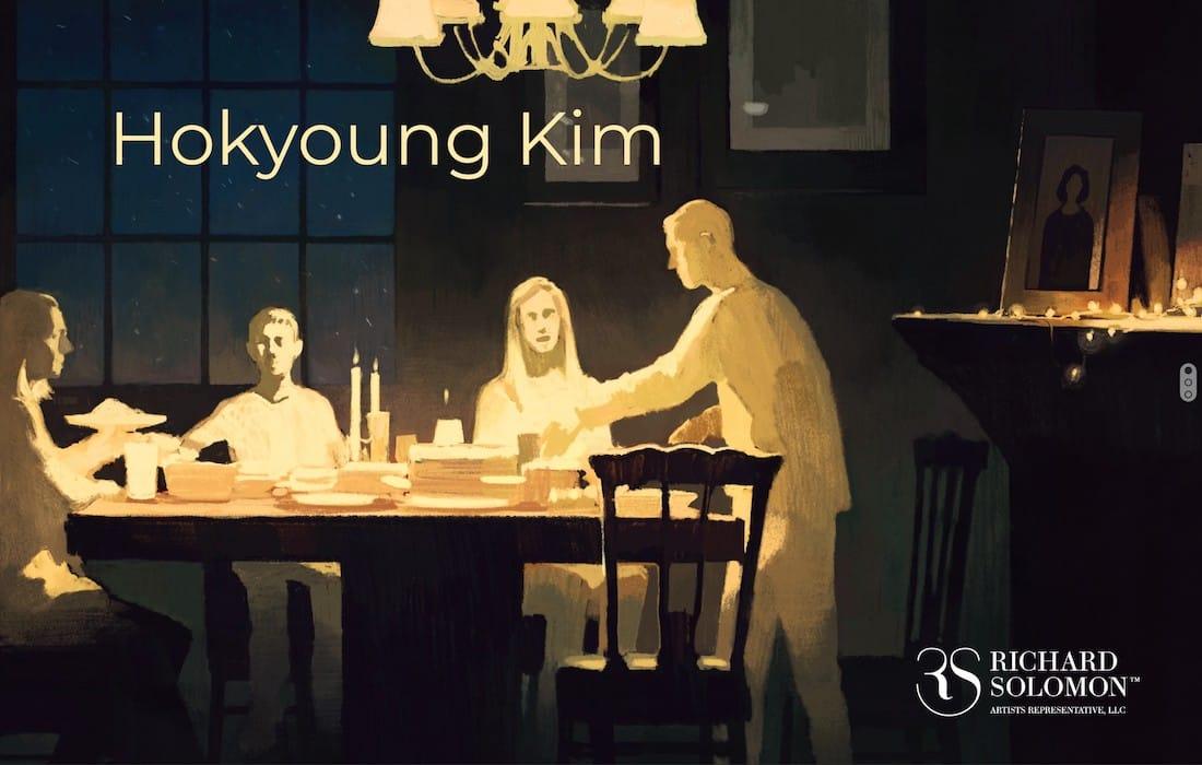 Kim, Hokyoung