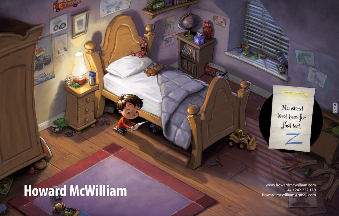 McWilliam, Howard