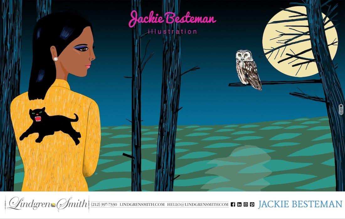 Besteman, Jackie