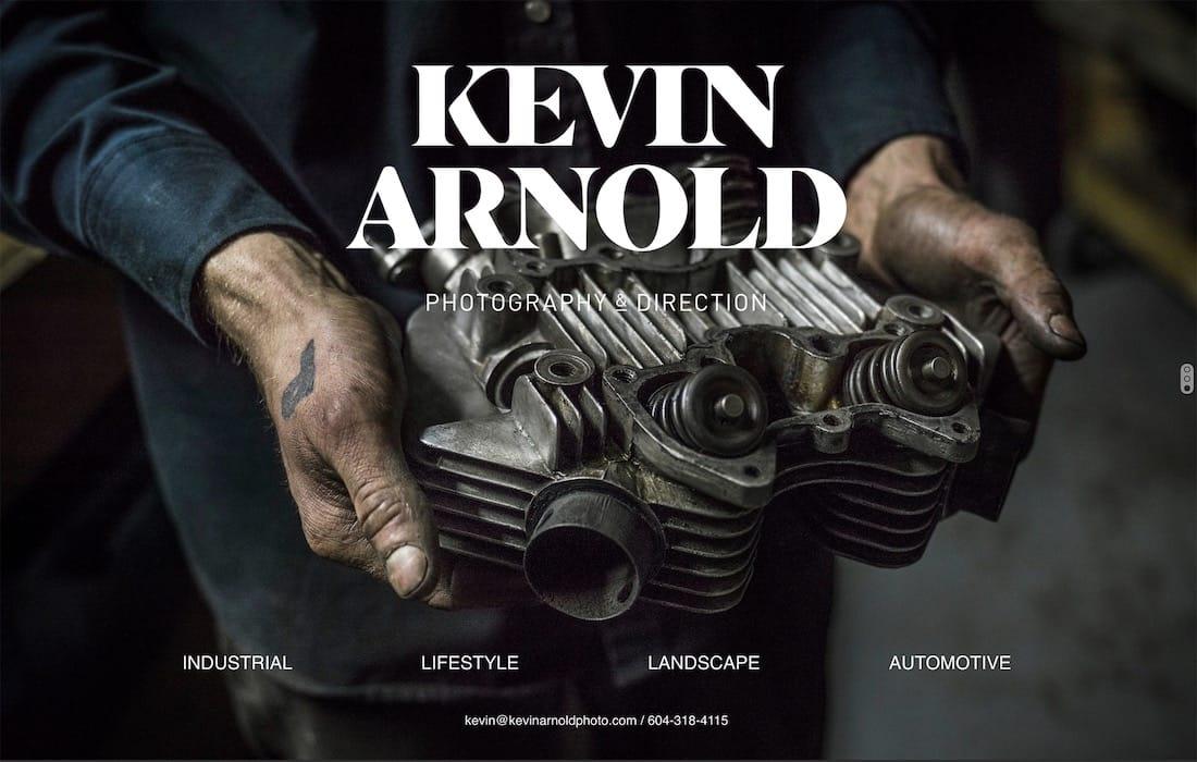 Arnold, Kevin