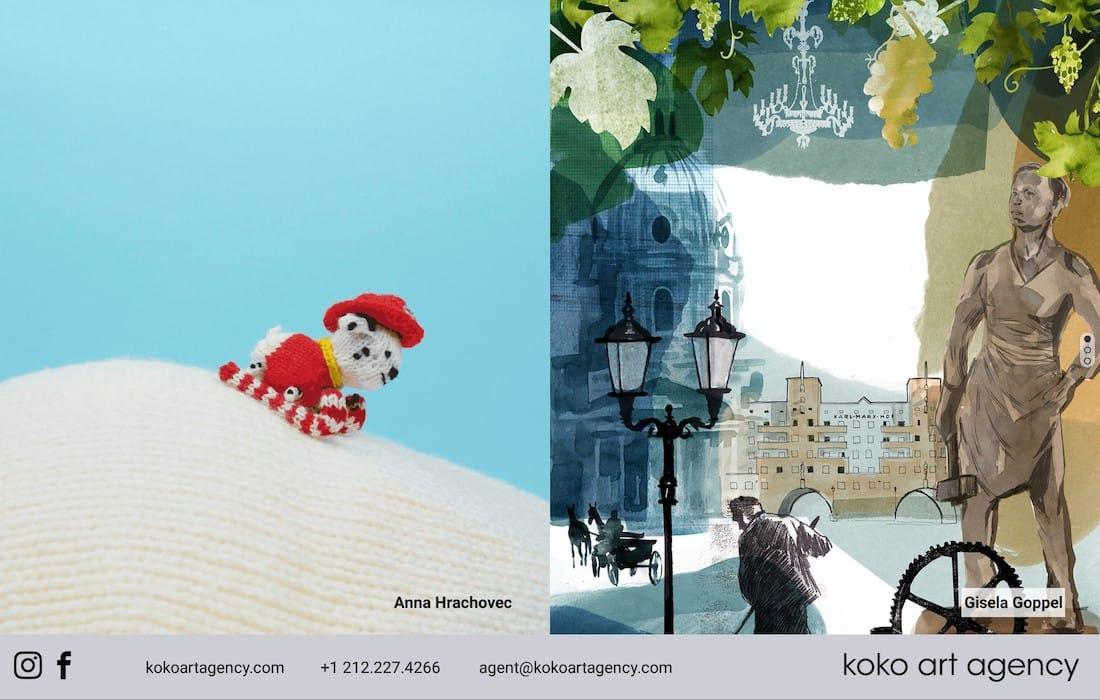 KOKO Art Agency – Hrachovec & Goppel