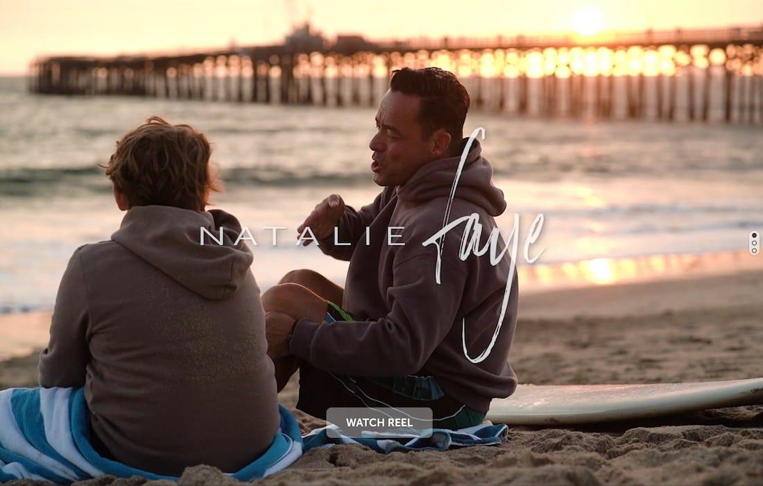 Faye, Natalie