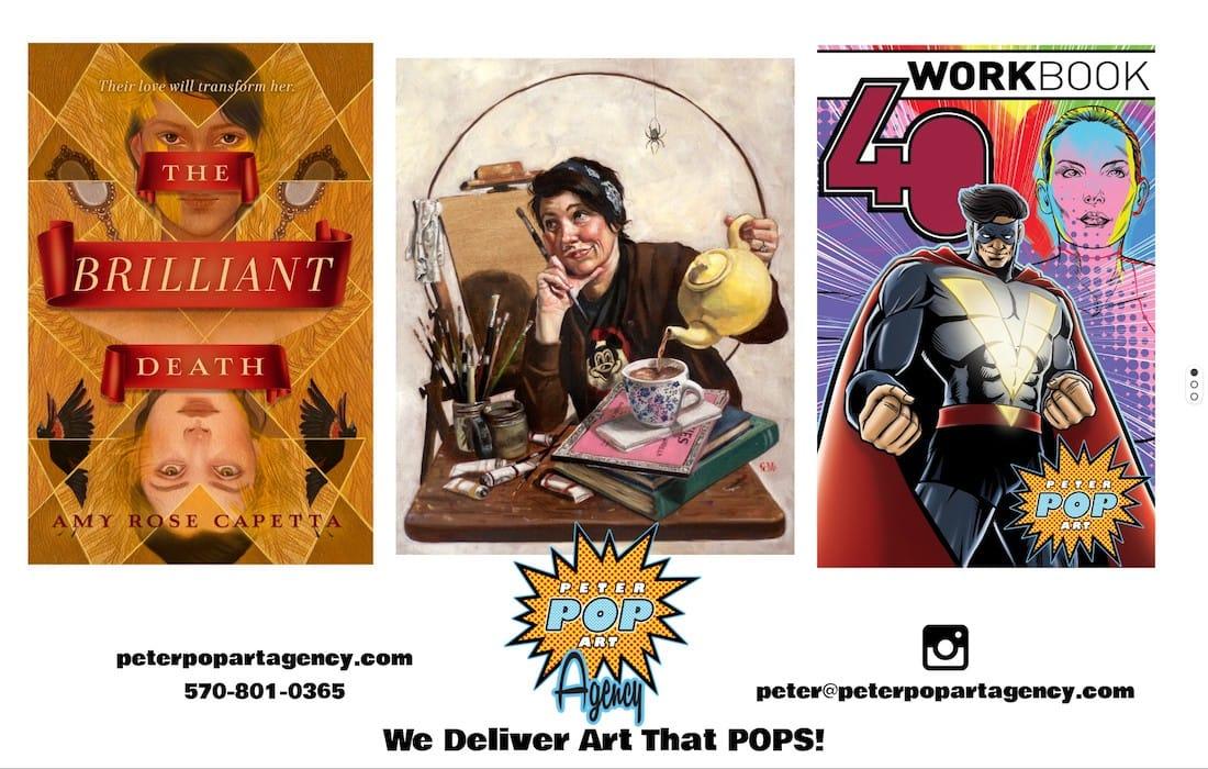 Peter POP Art Agency