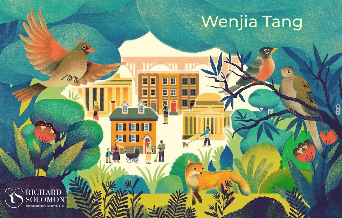 Tang, Wenjia