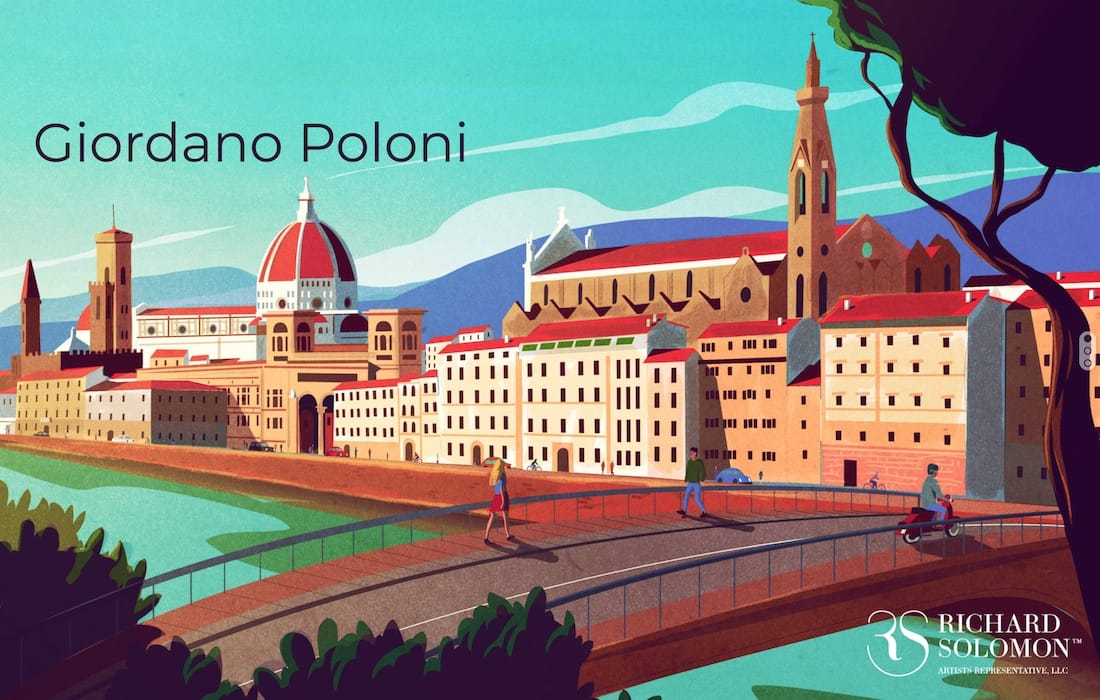 Poloni, Giordano