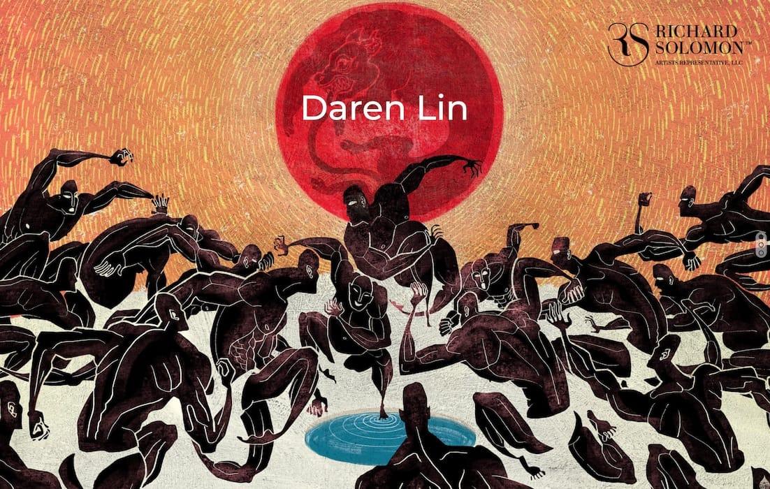 Lin, Daren