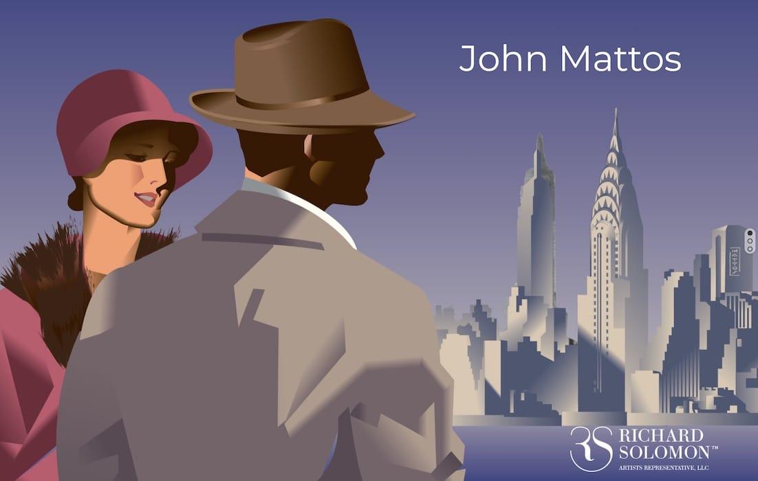 Mattos, John
