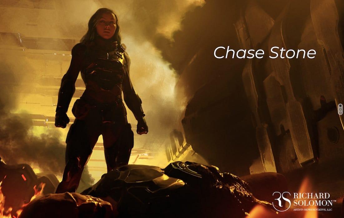 Stone, Chase